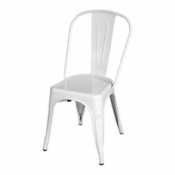 Cadeira Francesinha Tolix Branca