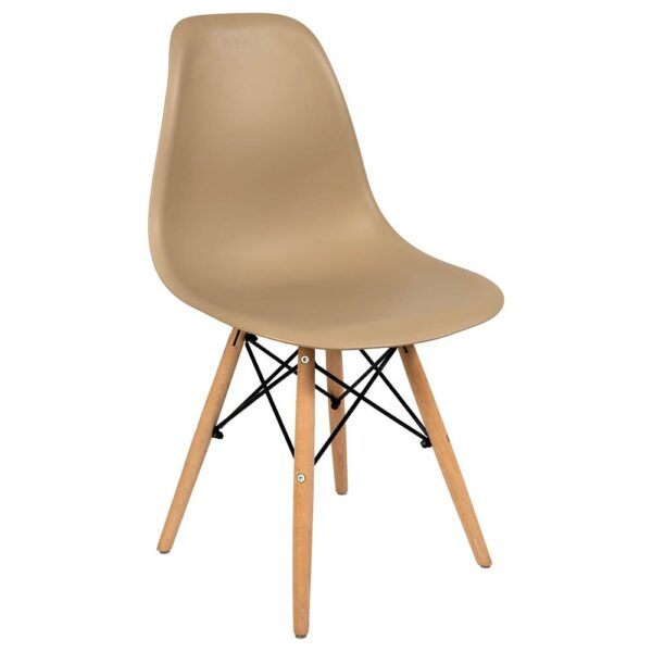 Cadeira Charles Eames Abs Nude