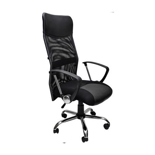 Cadeira Escritório Presidente Regulagem De Altura